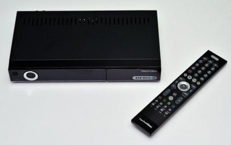 BFBS set top box and remote